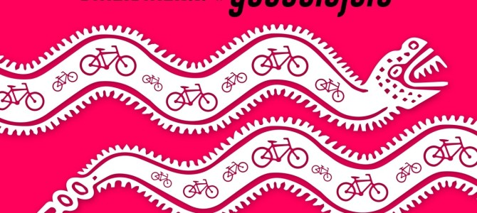BikeSauce is raising funds to help bring more participants from Mexico to bike!bike! 2016 in Detroit
