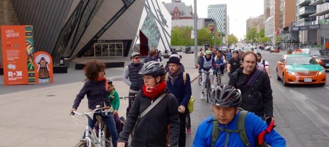 Toronto Ride of Silence