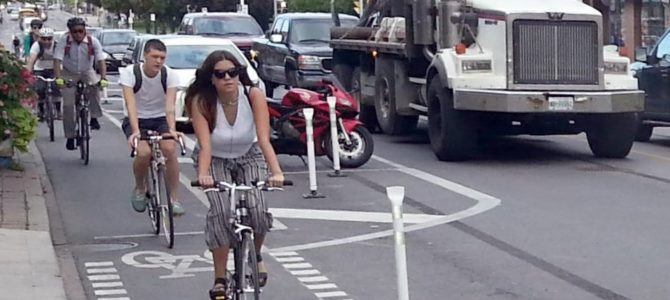 Bloor Street Bike Lanes – Feedback Survey